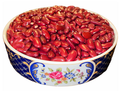 Dark Red Kidney Beans (1 Pound) (Loobia Ghermez)