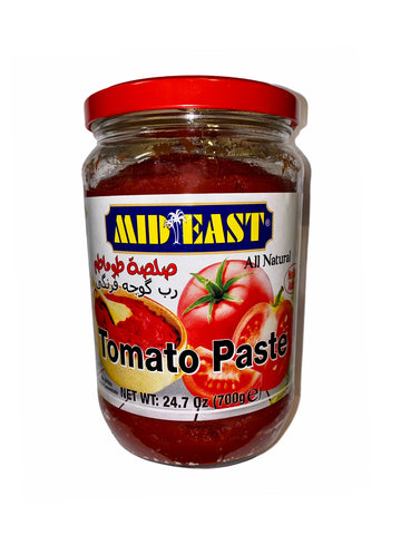 Tomato Paste Jar Mid East (No Salt Added)(Rob E Gojeh Farangi)
