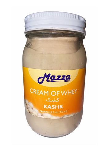 Cream Of Whey Mazza (Kashk)