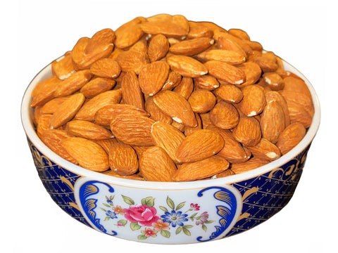 Best Quality Jumbo Raw Almond (1 Pound) (Badam Kham)(Badoom)
