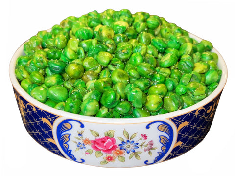 Green Peas Fried (10 Oz) (Nokhod Sabz Boo Dadeh)