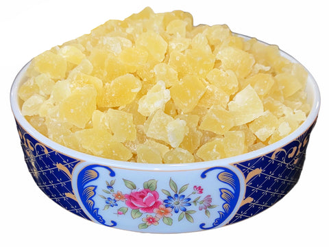 Dried Pineapple (10 Oz) (Ananas Khoshk)