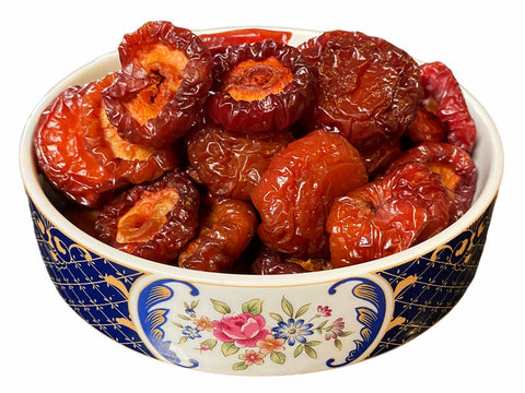 Sun Dried Jumbo Angelino Plums (Alu)