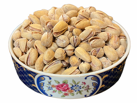 Best Quality Fresh Akbari Pistachio Roasted/Salted (Pesteh Akbari Shoor)
