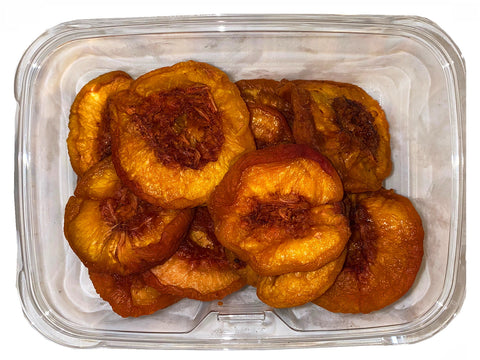 Dried Peaches (12 Oz) (Bargeh Hooloo)(Bargeye Holoo)