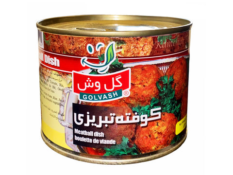 Meatball Dish Golvash in can (Koofteh)(Koufteh)