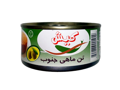 Tuna Fish In Olive Oil Kish (Ton e Mahi)(Easy Open)
