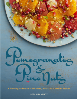 Pomegranate And Pine Nuts