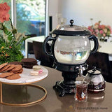 Fancy Electric Glass Tea Maker RAYA (Samovar)(Samavar)