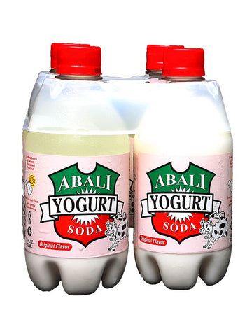 Yogurt Soda Original Flavor Abali (Doogh)(Dough)