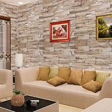 5M Stone Wallpaper Brick Wall Sticker