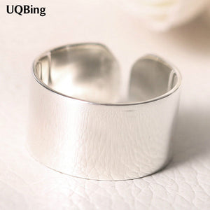 Silver Smooth Ring