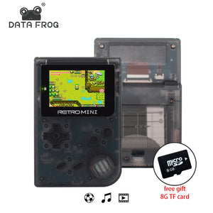 Data Frog Retro Game Console 32 Bit Portable