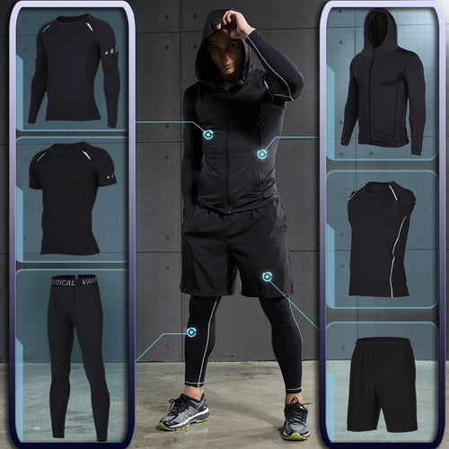 Men's  training sportswear