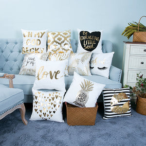 Love Pillowcase Cushion Cover