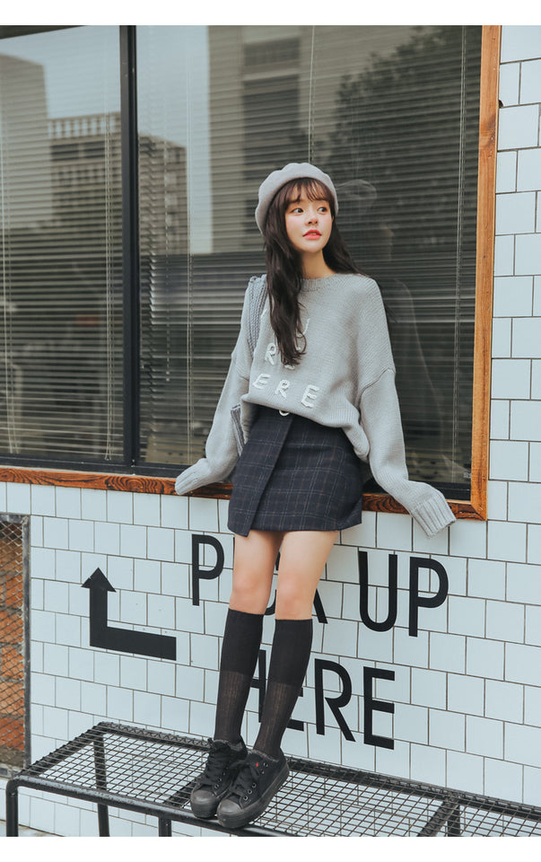Skirts Women'S Autumn And Winter