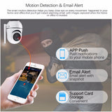Camera IP Smart Home Security  / Techege 1080P 720P Wireless