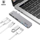 USB HUB Dual For Mackbook
