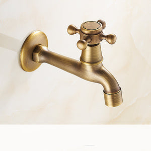 Full copper faucet