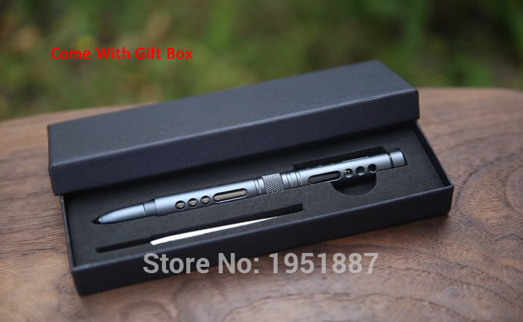 Tactical Pen With Tungsten Steel Head Self Defense