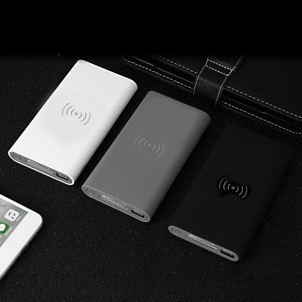 Wireless Charging Power Bank 10000mAh Xiaomi