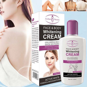Face Body Whitening Cream