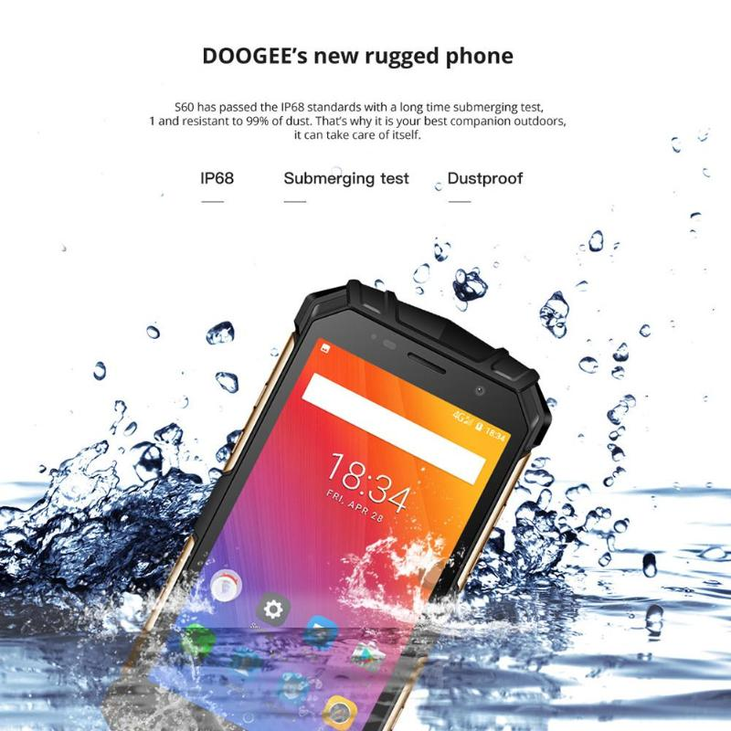 DOOGEE IP68 Waterpoof