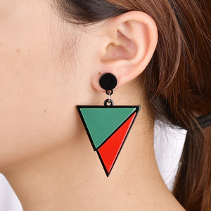 Jewelry  Triangle Earrings