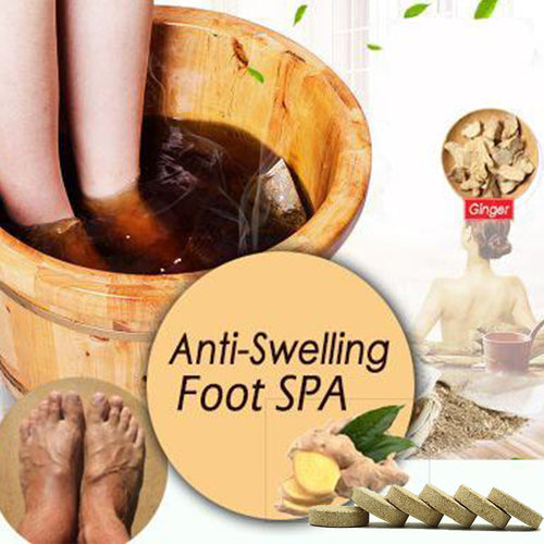 10pcs Anti-Swelling Foot SPA