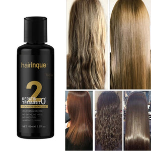 Keratin Hair Treatmen