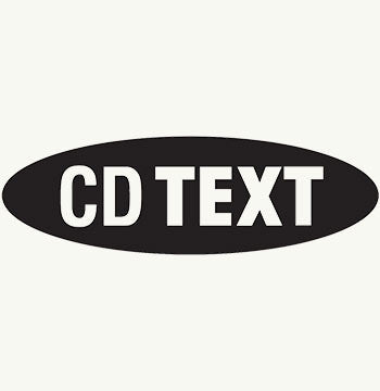 What exactly is CD-Text?