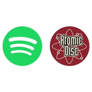 Atomic Disc Spotify Playlist