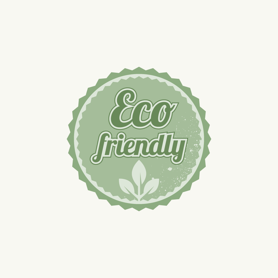 We Are Eco-Friendly