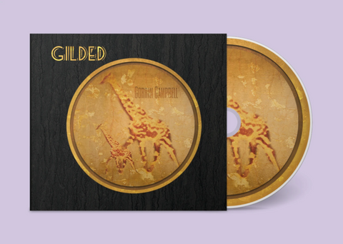 Gilded CD by Corrin Campbell