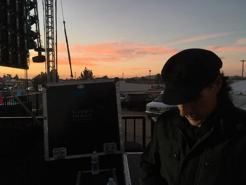 Todd Demma Sidestage in California