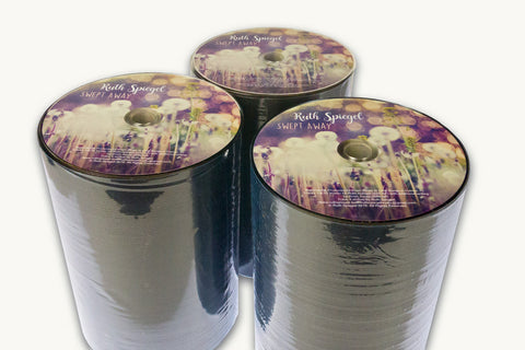 Bulk CD duplication by Atomic Disc.