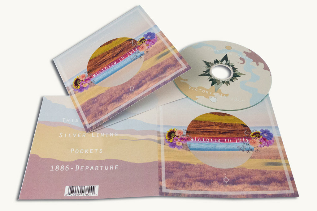 CD duplication in eco-friendly and affordable CD packaging by Atomic Disc.