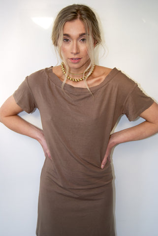 The Aria T-Shirt Dress