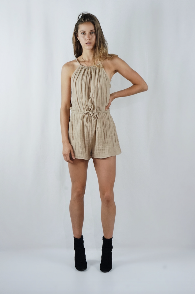 Brandy Playsuit - SARAROSE