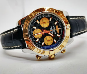 Breitling Chronomat 18k Rose Gold