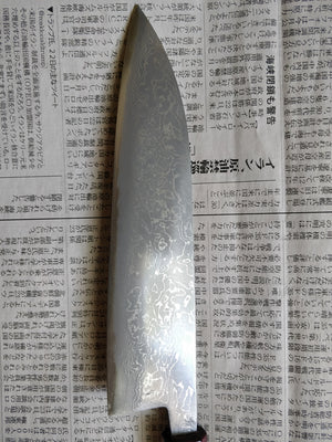 Kaishin Layered Damascus Gyuto 210mm