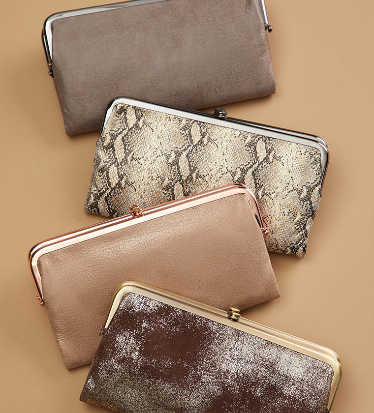 Shop the Lauren Wallet Clutch in new Holiday Hues