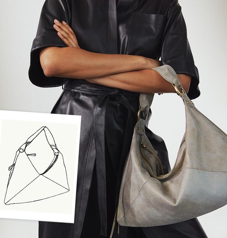 Shop the Paulette Shoulder Bag, part of the 30th Anniversary Capsule Collection