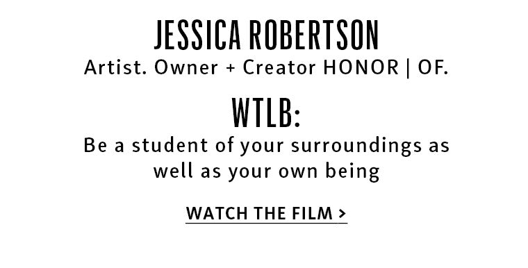 Meet Jessica Robertson and watch her film