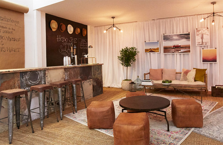 A peek inside the Leather Lounge, The Coffee Bar and Lounge
