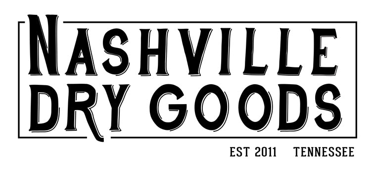 Nashville Dry Goods, Established 2011 Tennessee