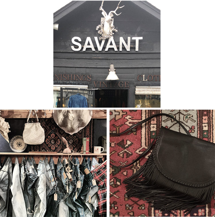 Vintage Shopping at Savant, Nashville
