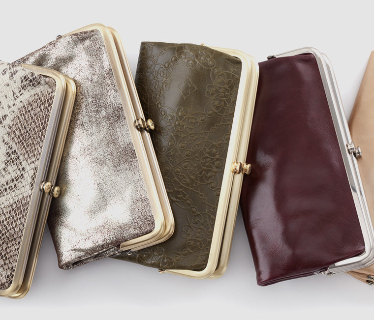 Shop new limited edition Holiday Leathers + Colors