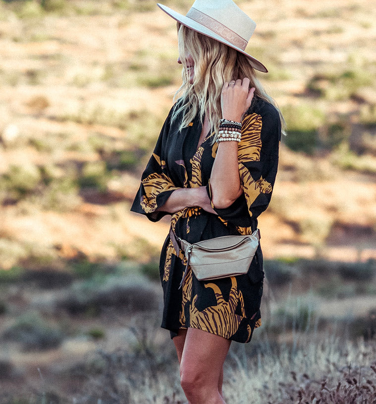 Find the perfect leather belt bag for Summer