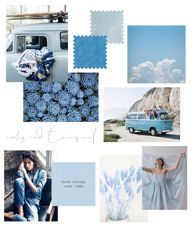 The 2020 Color Of The Year: Blue